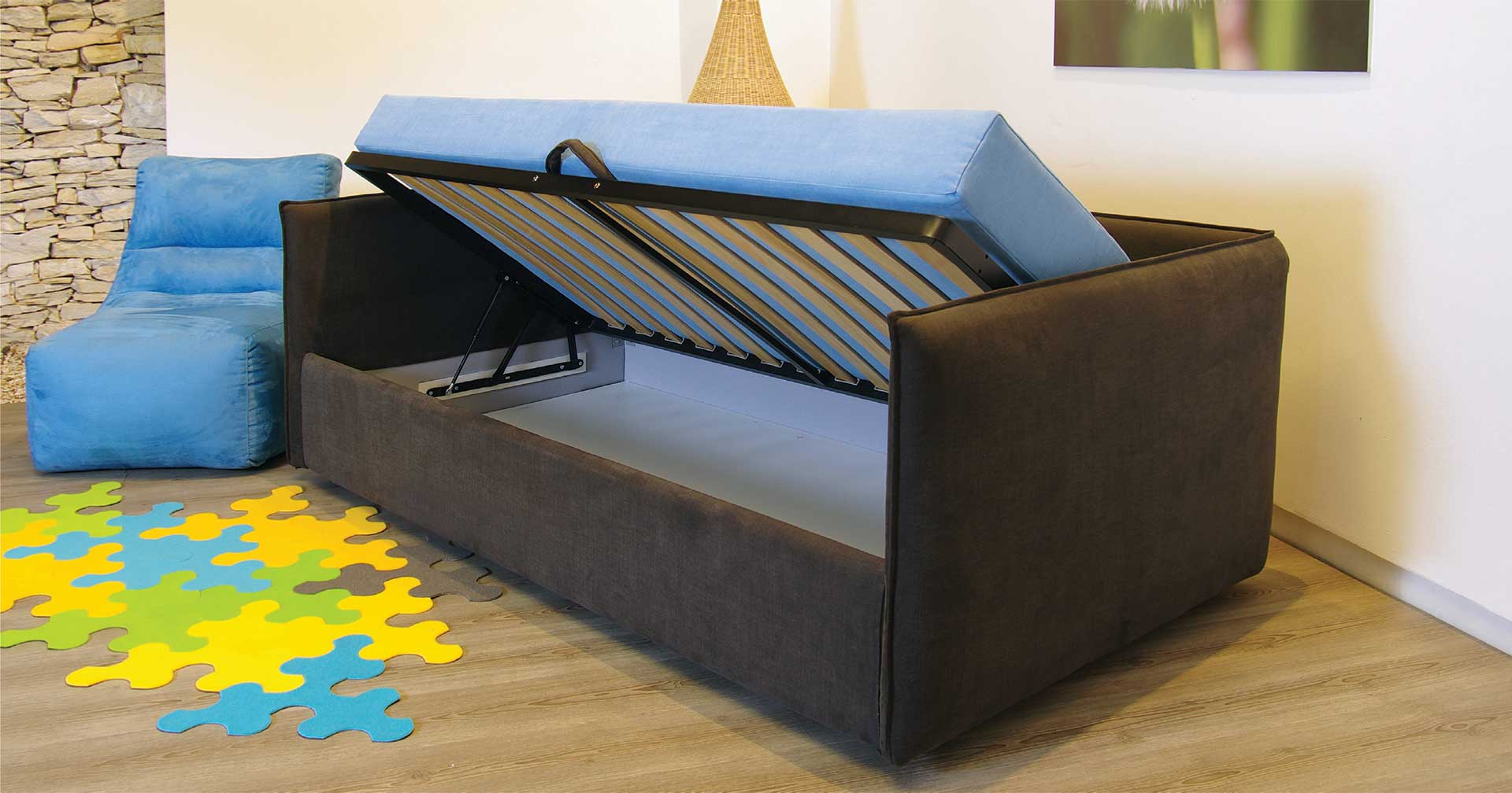viengules lovos